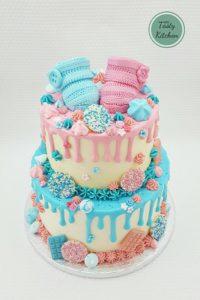 gender reveal taart bestellen Babytaarten   Gender Reveal taarten   te bestellen bij The Tasty  gender reveal taart bestellen