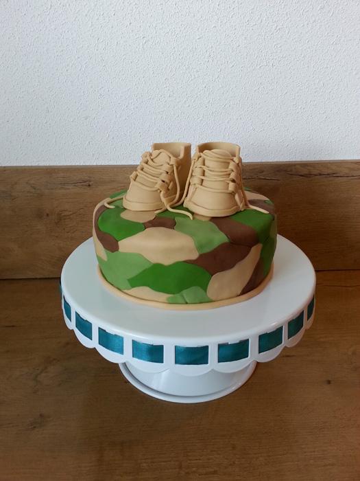 leger taart leger baby taart   The Tasty Kitchen leger taart