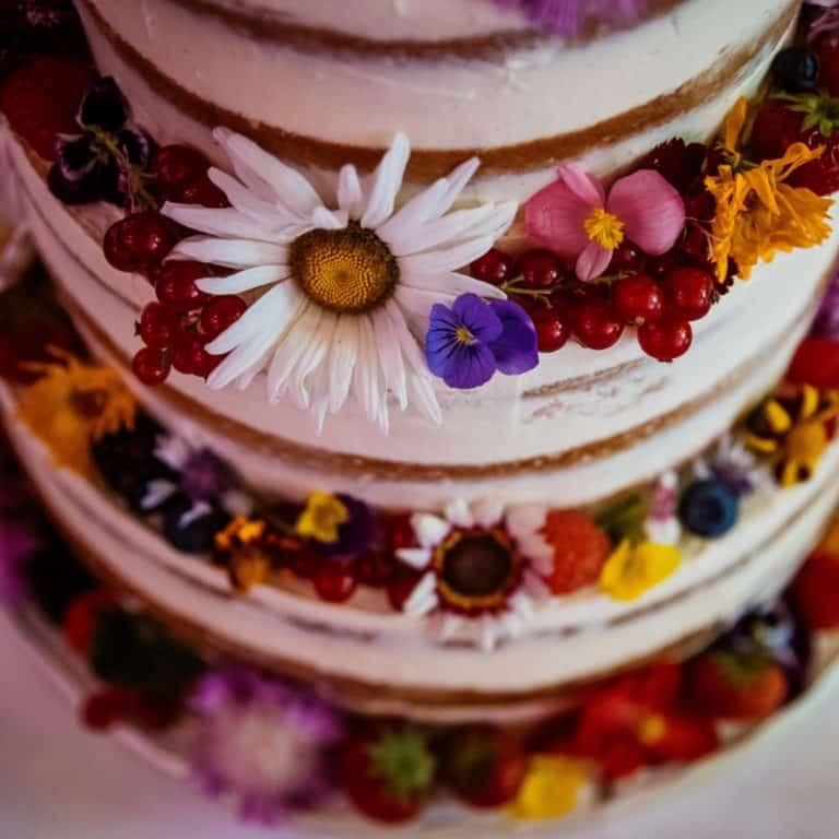 Bruidstaart M&N Landgoed Groenendaal 2
