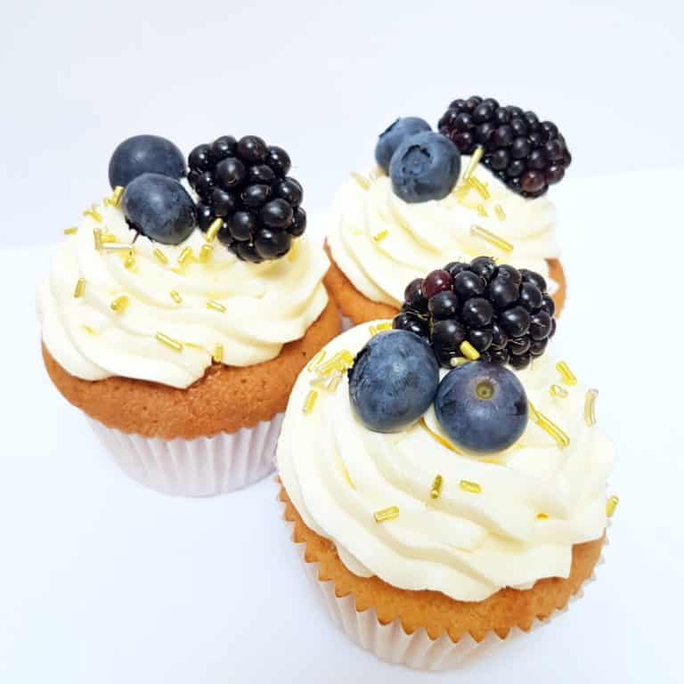 Orangerie Eslwout cupcakes