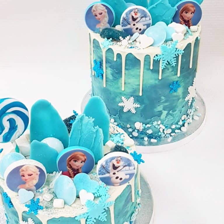 frozen dripcakes